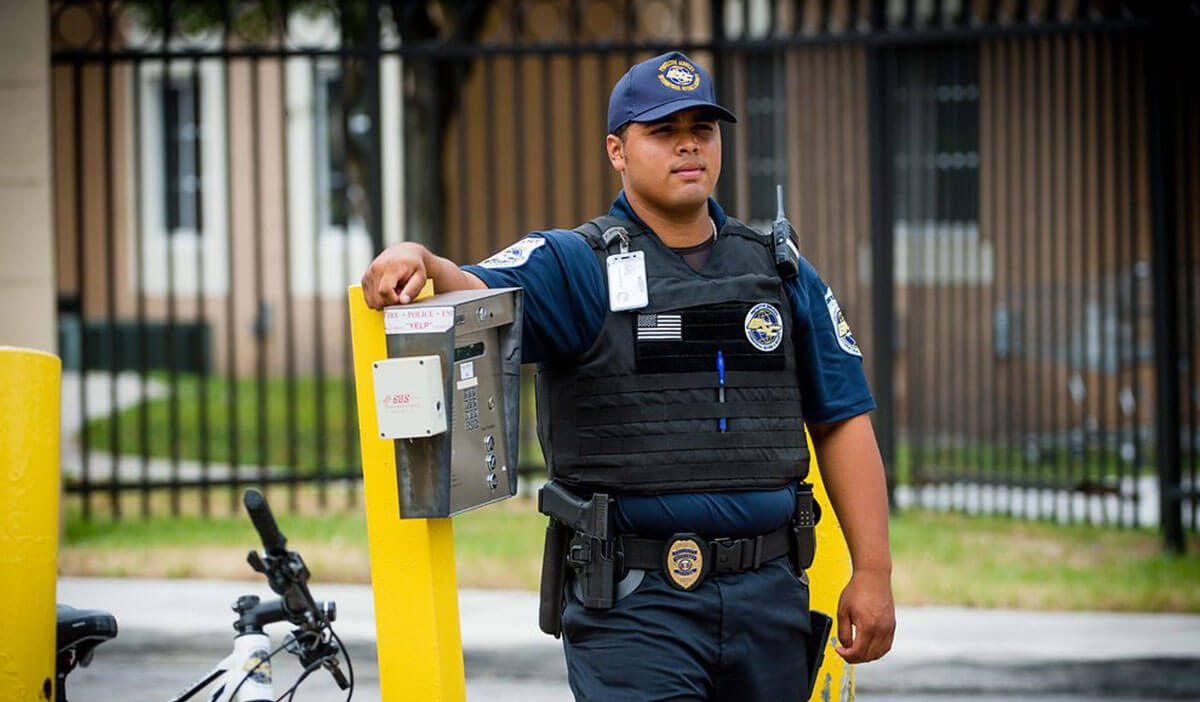 Uniformed Armed Security in Miami